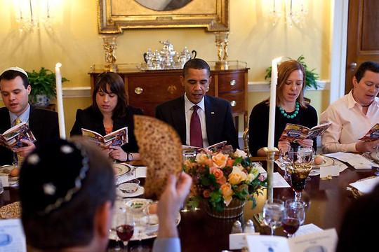 14 Nisan, 5777. Seara de Seder