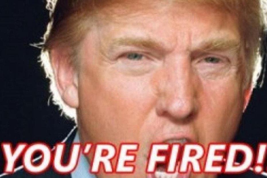 "Trump nu-i poate spune Rusiei ""You're Fired!"""
