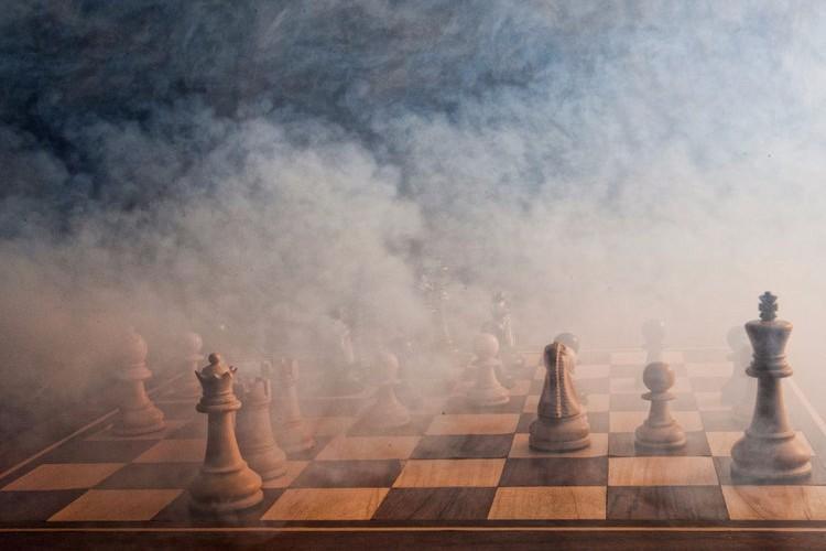 În ceaţa războiului