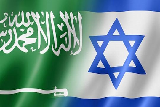 Axa clandestină Riyadh-Tel Aviv