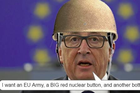 """""""Frumoasa adormită"""" a lui Juncker - o băbătie dezabuzată"""