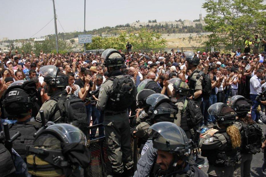 Ierusalim, zilele furiei