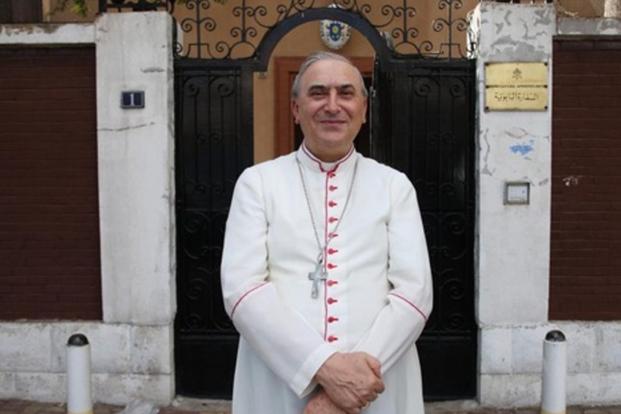 """Ambasadorul Vaticanului în Siria: """"Clădirile vor fi ridicate din nou graţie petrodolarilor, dar cine va putea reconstrui un suflet?"""""""