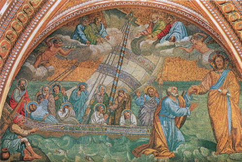 Sfântul Petru nu şi-a consultat horoscopul