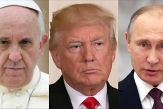 Vaticanul, între Putin şi Trump