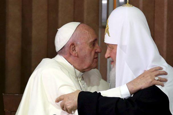 """""""Viitorul creştinismului şi viitorul civilizaţiei umane"""" – semnul sub care se desfăşoară dialogul dintre  Biserica Rusă şi Biserica Romano-Catolică"""