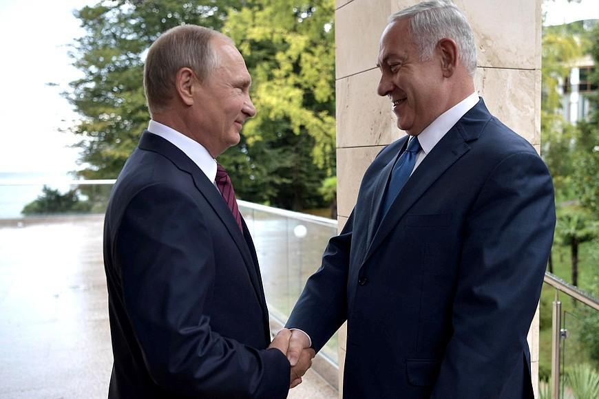 Netanyahu îi cere lui Putin imposibilul