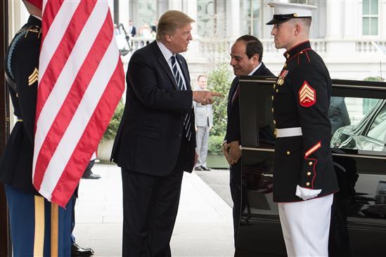 USA taie din greşeală stipendiile pentru Egipt