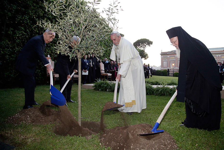 """Papa Francisc şi Patriarhul Bartolomeu: """"Mediul uman şi cel natural se degradează împreună"""""""