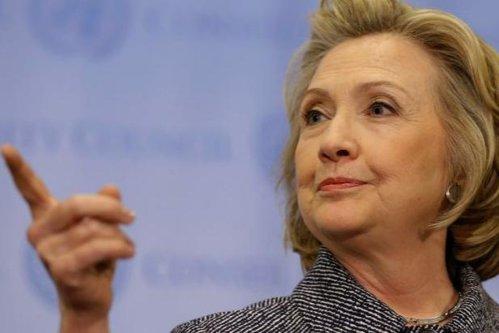 Ipocrizie, numele tău e Hillary