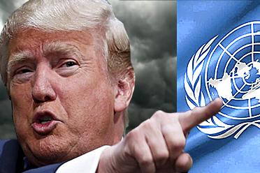 """Trump, prima  mutare în """"clubul"""" ONU: reducerea cheltuielilor"""