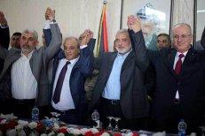 Înaintea păcii cu Israelul, pacea între palestinieni