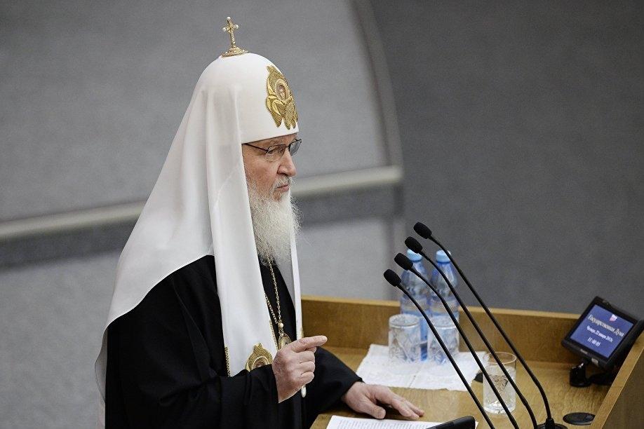 Patriarhul Kiril – un politician versat