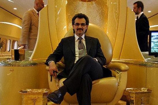 Capul prinţului Al Waleed bin Talal - oferit preşedintelui Trump de regele saudit