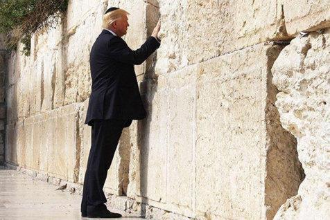 Trump îşi pune lumea-n cap, cu mutarea ambasadei la Ierusalim