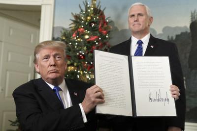 Proiectul preşedintelui Statelor Unite pentru Orientul Mijlociu: haosul