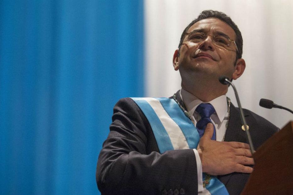 Există şi o raţiune religioasă în demersul preşedintelui Morales de a muta ambasada Guatemalei la Ierusalim