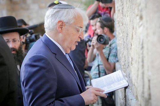 63 de adolescenţi israelieni – o lecţie de istorie şi bun simţ pentru ambasadorul Friedman