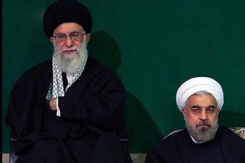 Vor profita de proteste ayatollahii, ca să-l sacrifice pe preşedintele Ruhani?