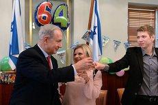 Yair Netanyahu - denunţ involuntar împotriva tatălui, sub aburii alcoolului, între două cluburi de striptis