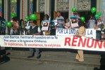 Papa – la credincioşii din Chile care şi-au pierdut încrederea în Biserică