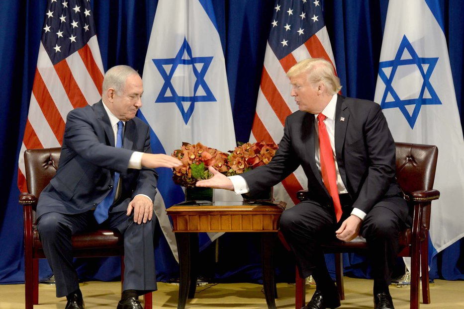 Bibi & Donald la Davos