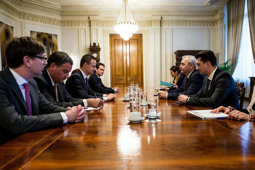 România – un istoric pas înainte pentru securitatea energetică a Ungariei