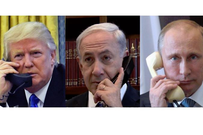 Cât timp va mai dori Putin să aplaneze ciocnirile israeliano-siriano-iraniene?