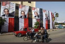 Potemkiniada electorală a tiranului de la Cairo