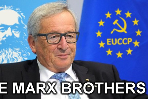 O stafie cutreieră Europa – Jean-Claude Juncker