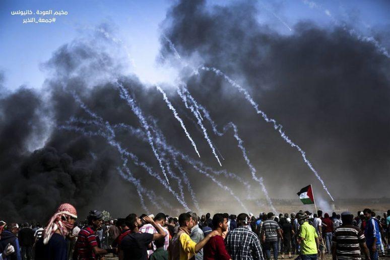 Bilanţul inaugurării ambasadei Statelor Unite la Ierusalim: 52 de morţi în Gaza