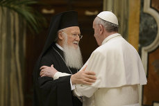 """Patriarhul Noii Rome la Roma: """"Încă există speranţă"""""""