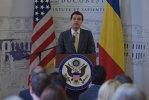 România, văzută din avionul primului înalt funcţionar al Administraţiei Trump care ne vizitează ţara