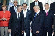 Preşedintele României se va strecura, fără vreo vorbă, spre Summitul NATO