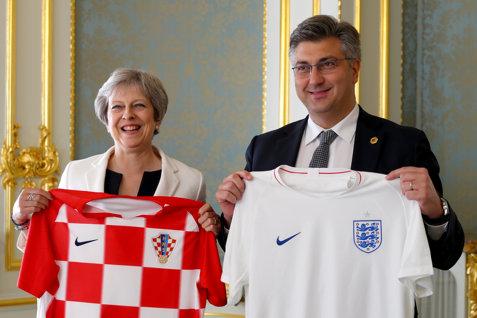Pentru toţi cei care... Anglia-Croaţia 1-2, mai mult decât un SUPERB meci de fotbal