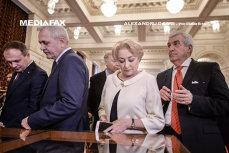 Trioul de neamuri proaste Tăriceanu-Dragnea-Dăncilă a întors spatele şi Zilei Naţionale a Franţei