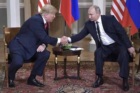 Interesul personal al lui Trump – motivul întâlnirii cu Putin?
