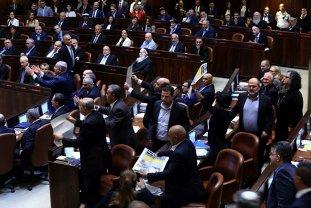"""Israel: o """"lege controversată"""" transformă palestinienii într-un  popor fără ţară"""