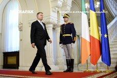 Preşedintele României, în faţa ambasadorilor, despre ruperea la încovoiere