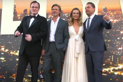 """""""A fost odată… la Hollywood"""" - LSDelir cinematografic a la Tarantino ft Leo DiCaprio & Brad Pitt în zi de graţie… feroce, cu final total neaşteptat!"""