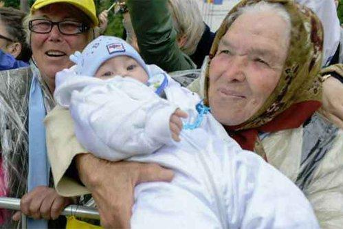 """Papa, relatând un episod din vizita în România: """"Acesta este triumful meu!"""""""