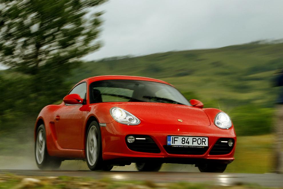 Porsche Cayman s-pdk