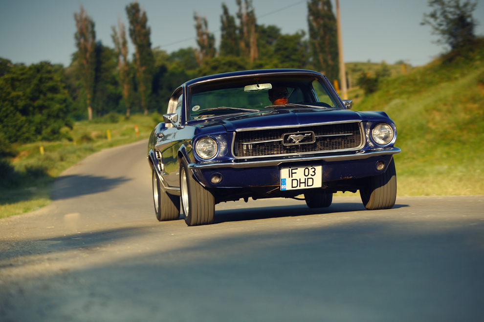Ford Mustang Fastback 289 - 1967