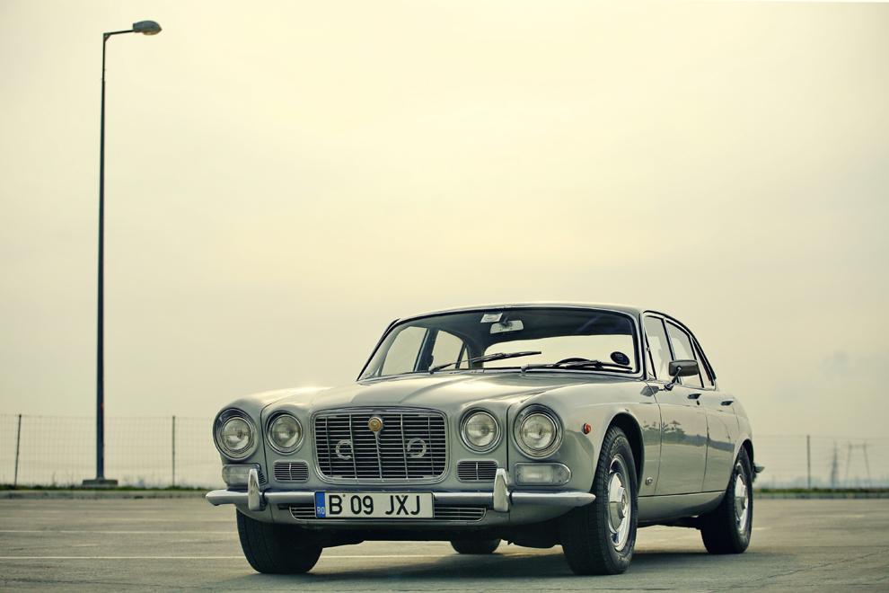 Jaguar xj6 - 1969