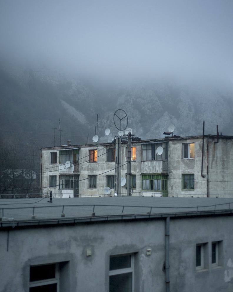 Colonia Băiţa-Crăciuneşti, Hunedoara.