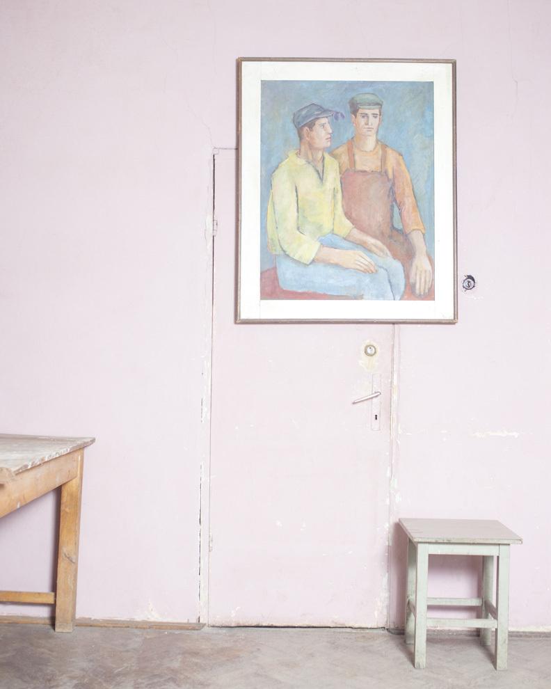 Casa de cultură, Brad, Hunedoara.