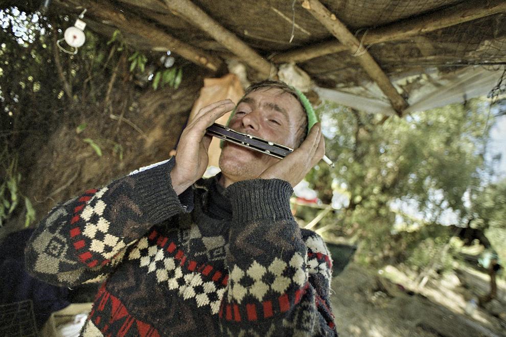Muzicuţa aduce bună dispoziţie cu melodii lipoveneşti tradiţionale.