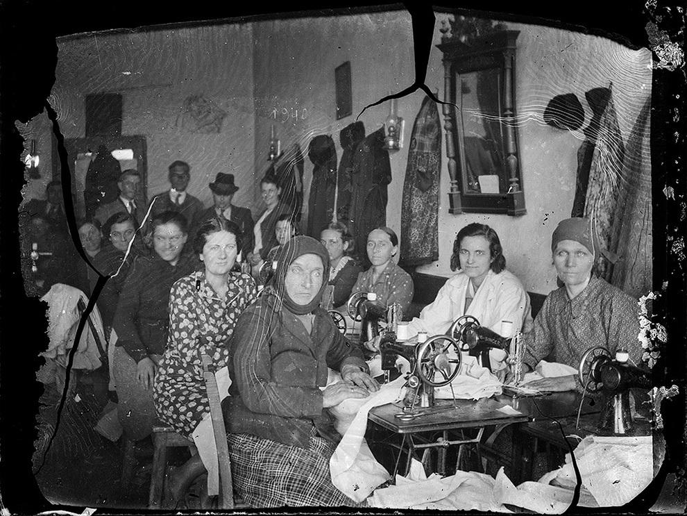 Croitorie modernă, 1940.