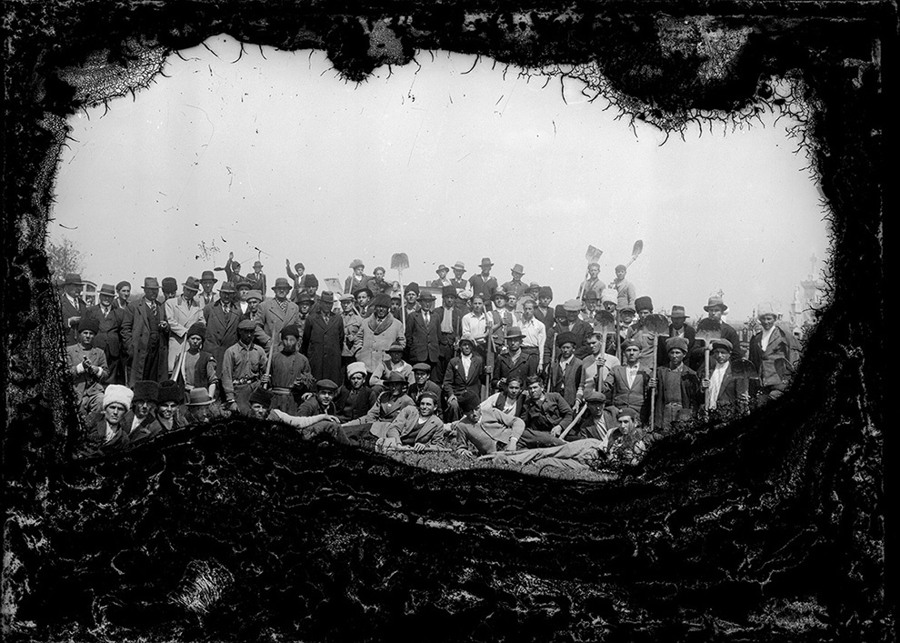Grup de muncitori