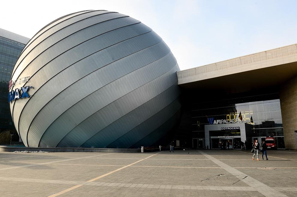 Mall AFI Palace Cotroceni, Bucureşti, 2014.